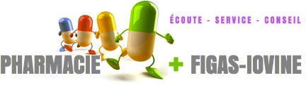 Pharmacie Figas-Iovine Saint-Gilles Logo